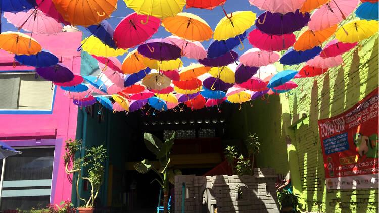 La Titería en Coyoacán