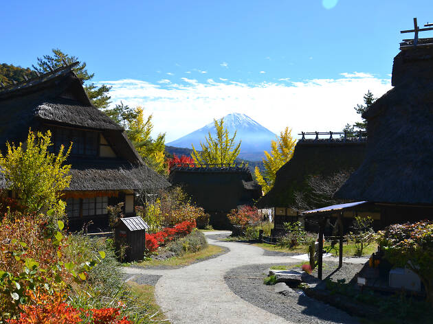 Where to get the best views of Mount Fuji