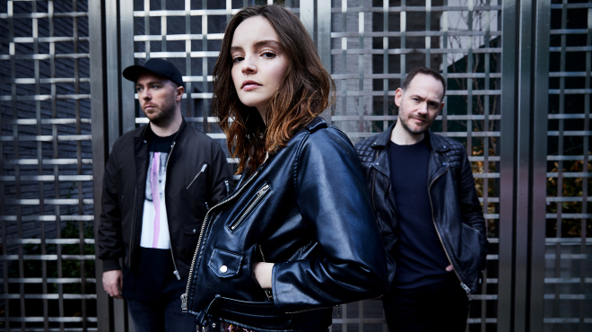 Scottish synth-pop band Chvrches announce Hong Kong show