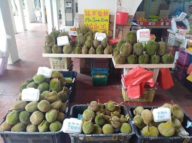 Ah Sam Durian
