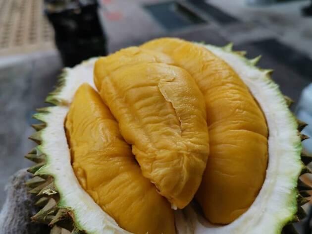 Bao Jiak Durian