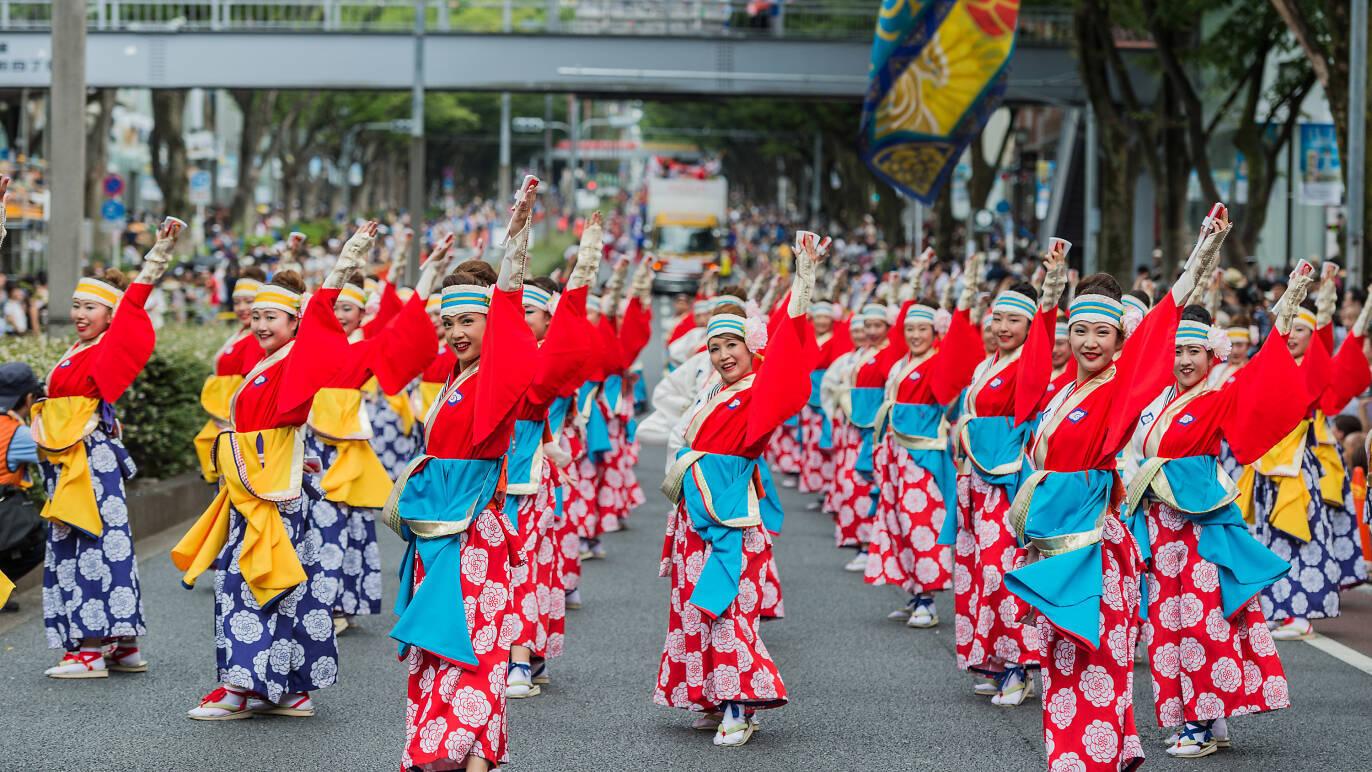 東京十大必去夏祭活動