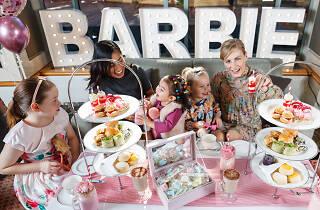 Barbie High Tea Shangri La SPONSORED