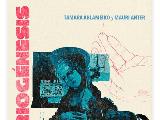 Mauri Anter + Tamara Ablameiko. Bariogènesis
