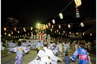 地蔵尊奉賛 盆踊り大会
