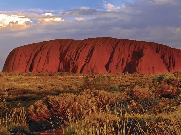 NT; Uluru Kata Tjuta National Park;
