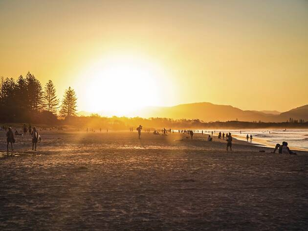 Main Beach, Byron Bay, NSW
