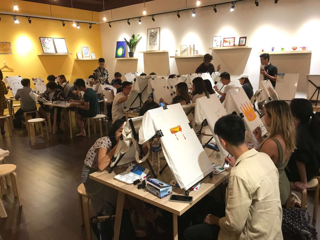 The Noteway Art Studio