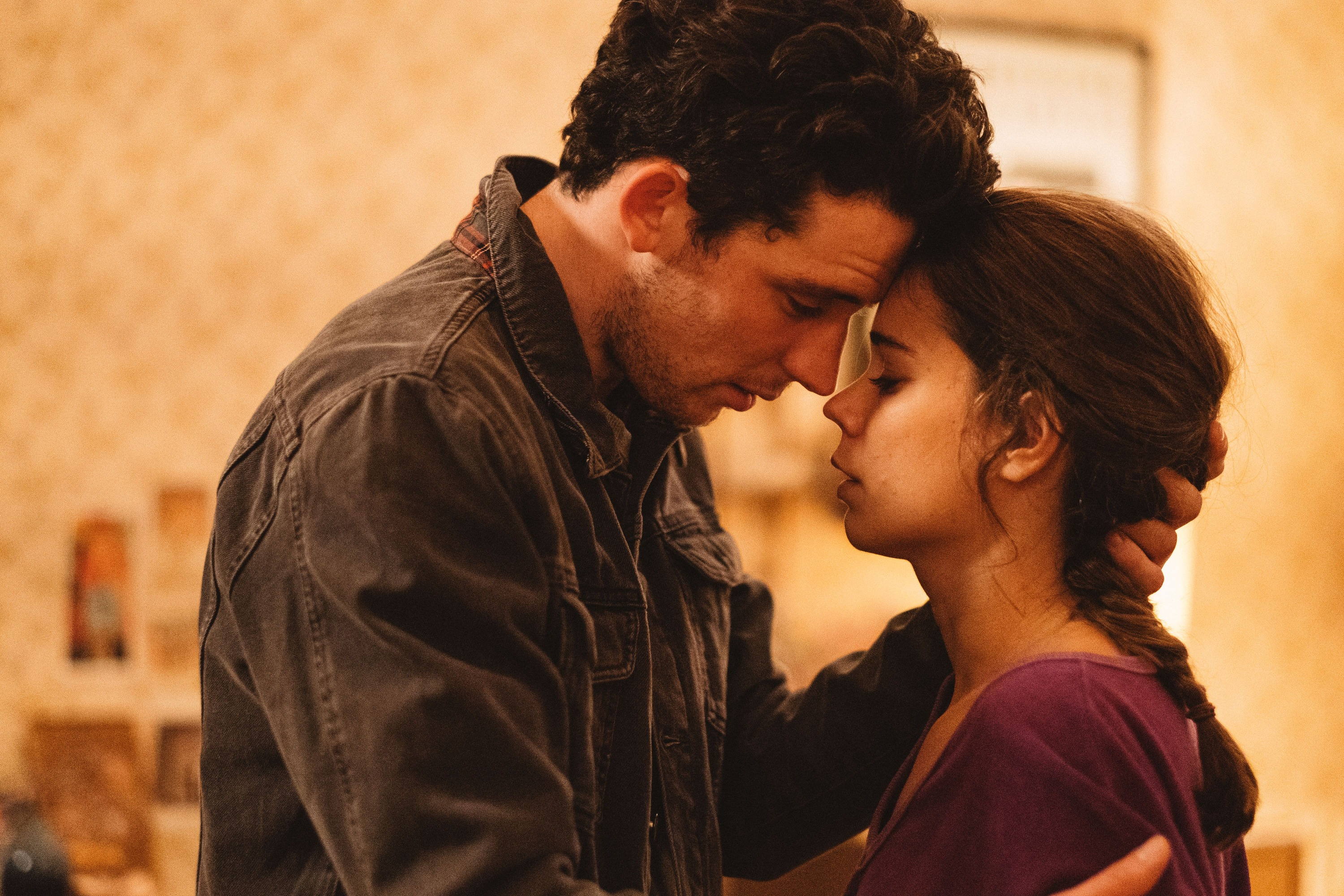 Josh O'Connor and Victoria's Laia Costa in Only You