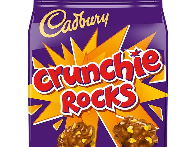 Crunchie Rocks