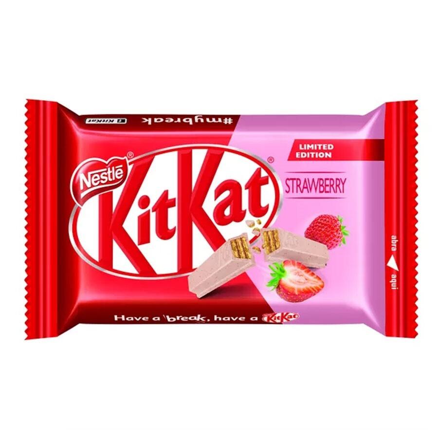 Kit Kat Morango