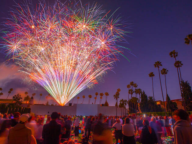 4th of July Fireworks in Los Angeles and Best Spots to See Them