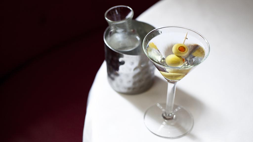 Martini - Musso & Frank Grill
