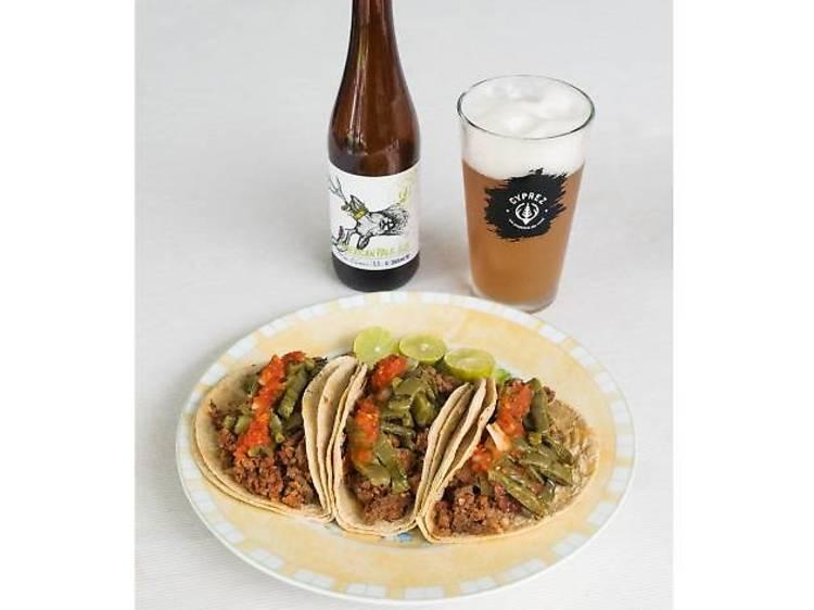 Taco campechano (Ciudad de México)