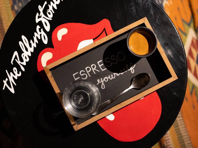 Vinyl Espresso Bar