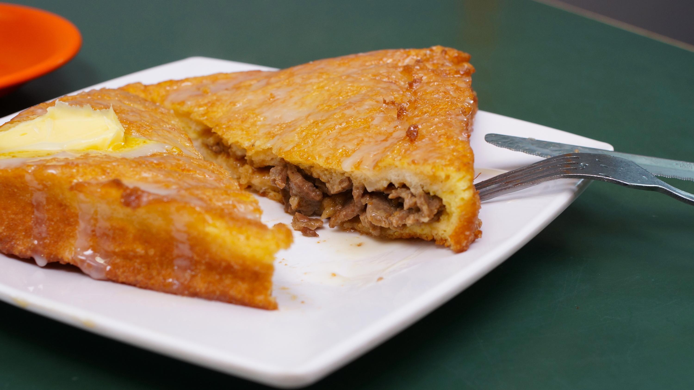 lok yuen beef french toast