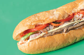 banh mi thit - tim kee french sandwiches