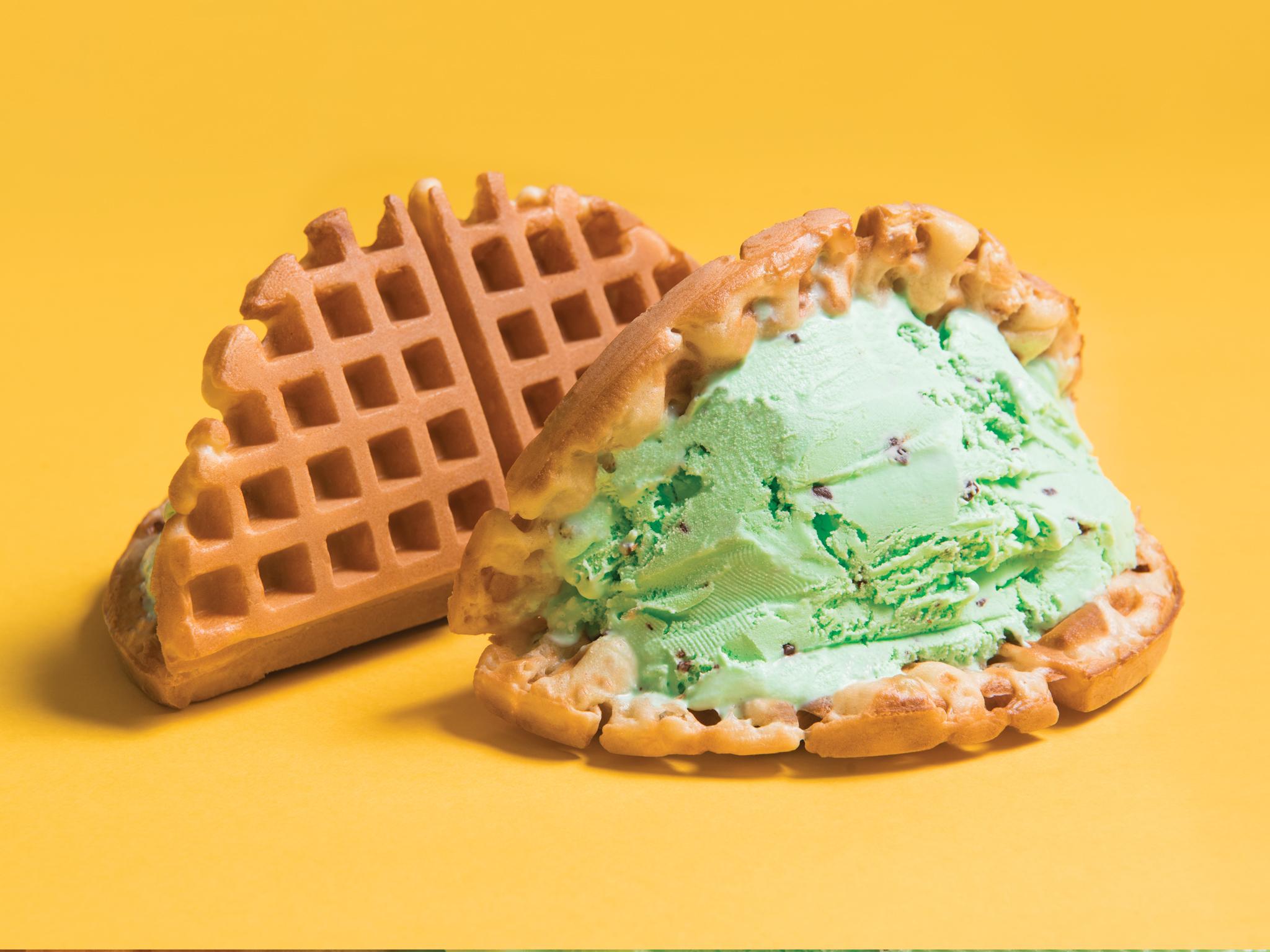 bb egg waffle