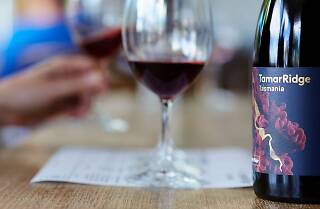 Vin Diemen wine glass