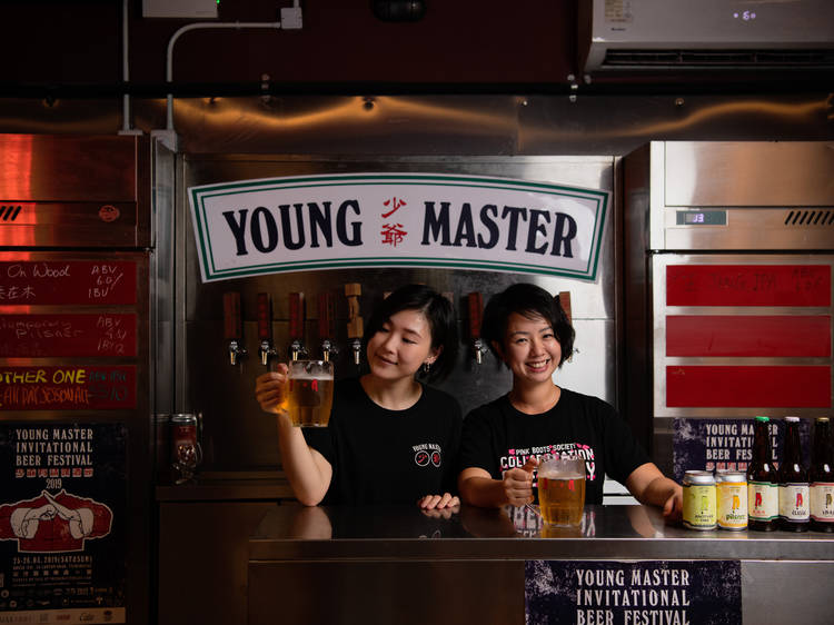 These women are transforming the drinks business in Hong Kong
