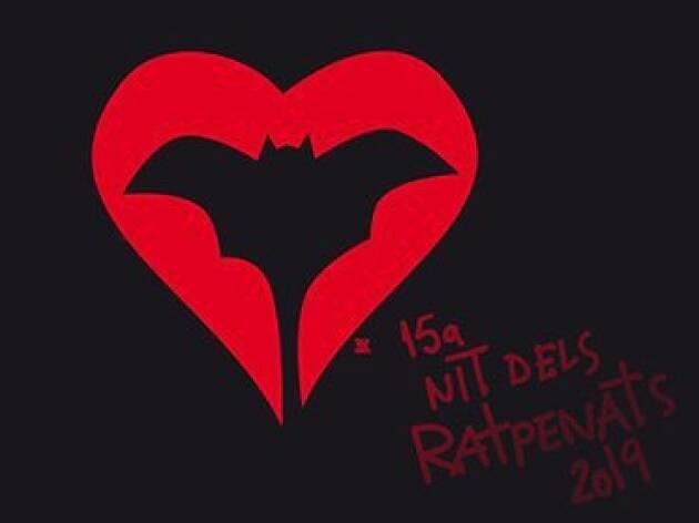 15a Nit catalana dels ratpenats