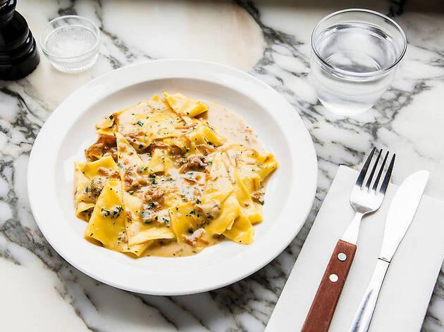 Les 18 meilleurs restaurants italiens de Paris