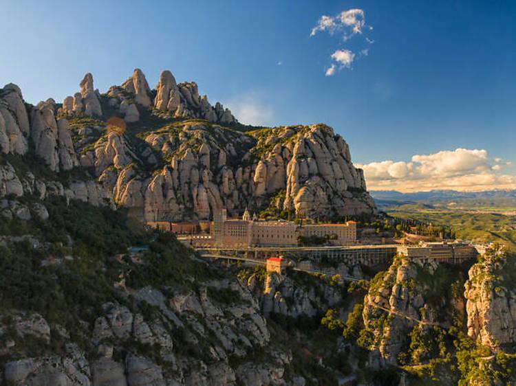 Cel·les Abat Marcet (Montserrat)
