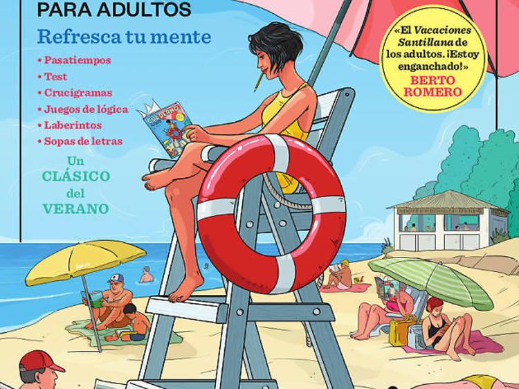 'Cuaderno de vacaciones para adultos'
