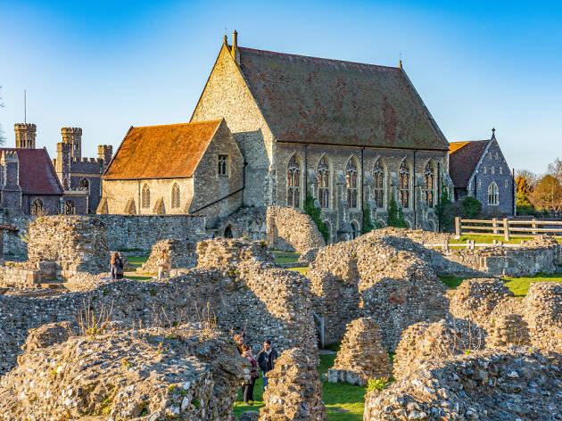 Canterbury World heritage site