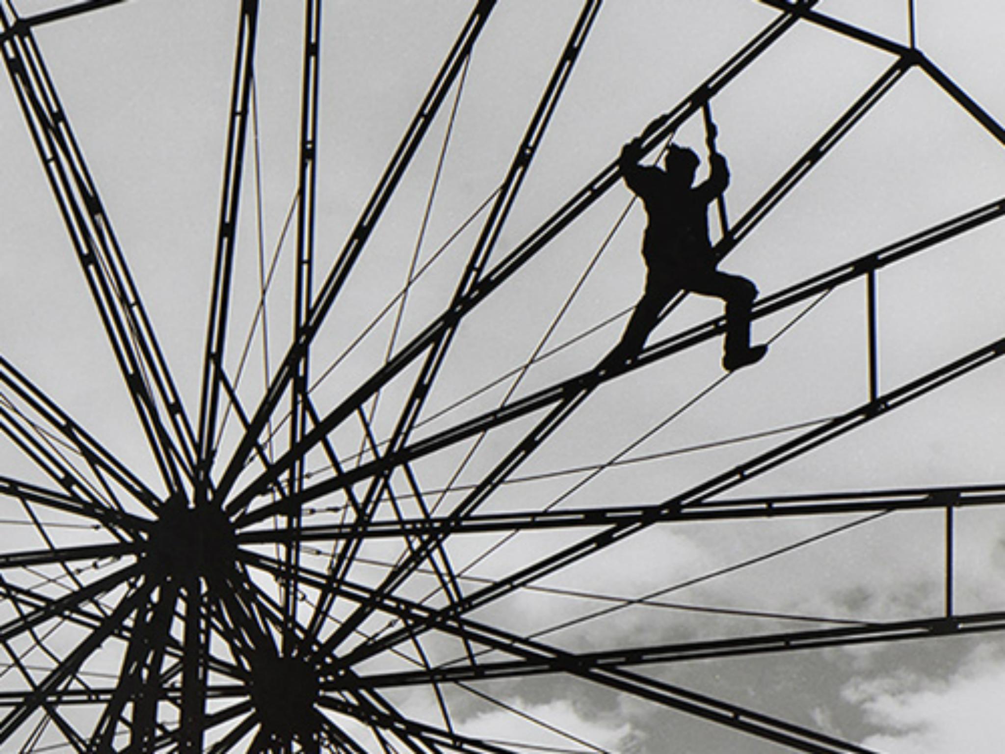 Rodrigo Moya presenta Periferias en el Centro de la imagen