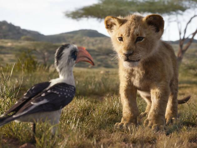 El rey león presenta su live action