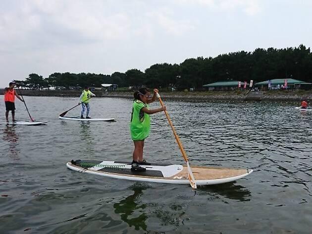 YOKOHAMAビーチスポーツフェスタ