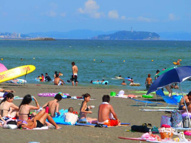 サザンビーチちがさき海水浴場