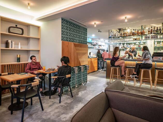 The Affogato Lounge