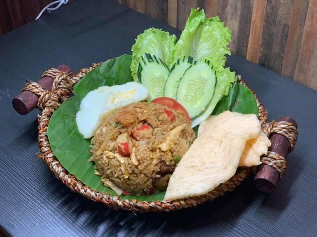 班蘭葉印尼美食