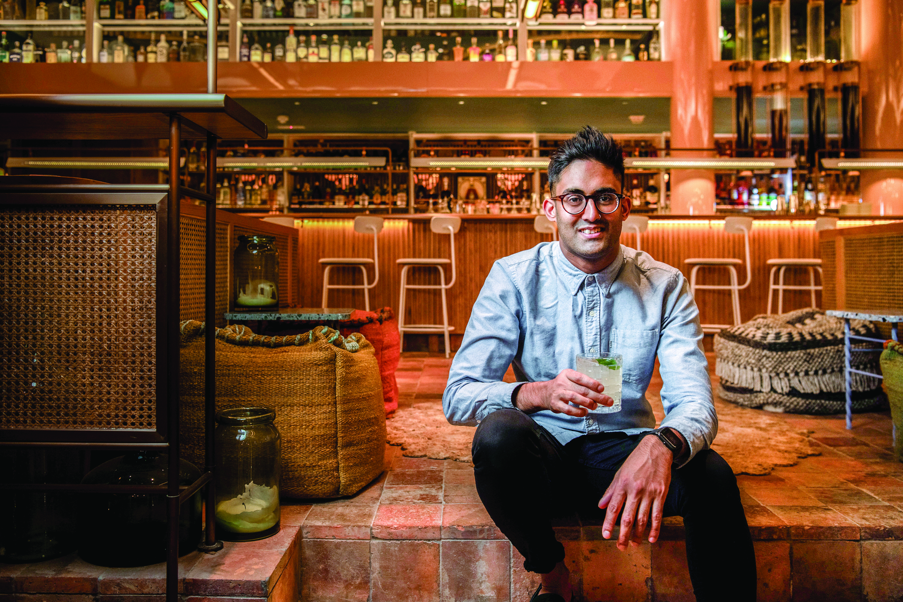 How John Anthony is changing Hong Kong cocktail culture for the better