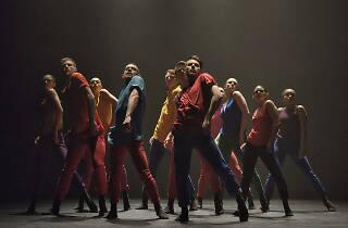 Ballarins del Ballet BC fent la peça 'To this day'