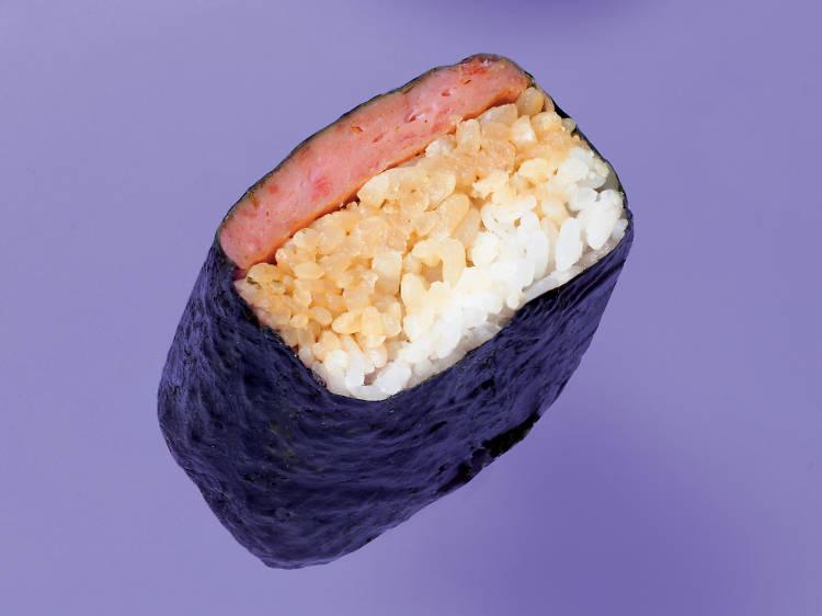 Pololi:午餐肉飯糰 $20起