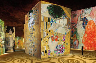 Gustav Klimt fait son grand retour à l'Atelier des Lumières !