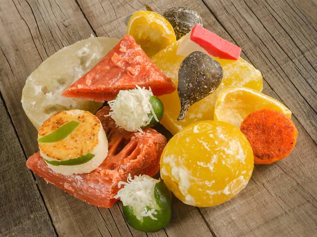 Dulces mexicanos tradicionales