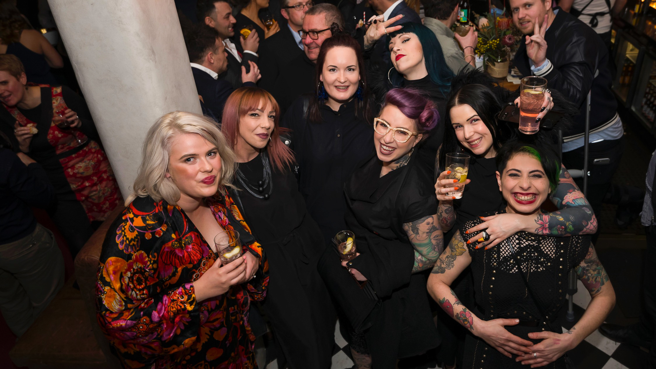 Seven reasons to go to the Time Out Food Awards 2019
