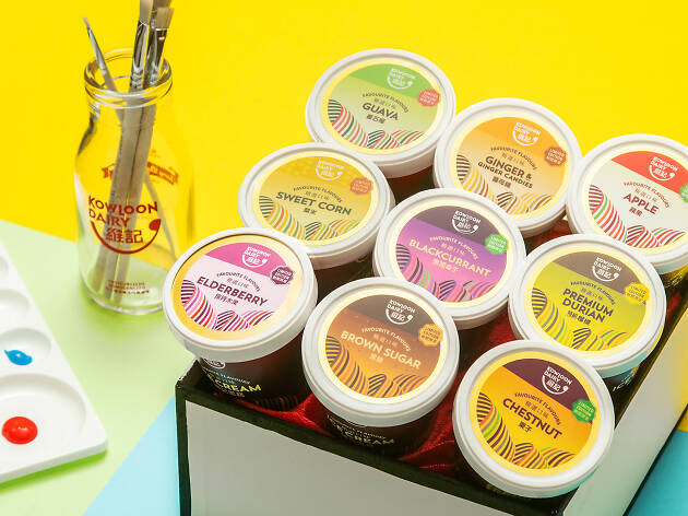 kowloon dairy pop-up
