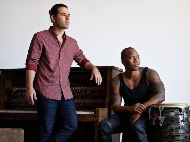 Alfredo Rodríguez & Pedrito Martinez, Jazz in July