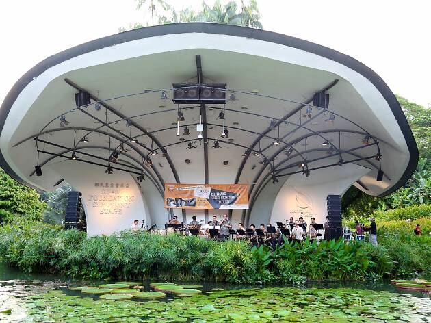 Jazz Association Presents: Celebrating Singapore Botanic ...