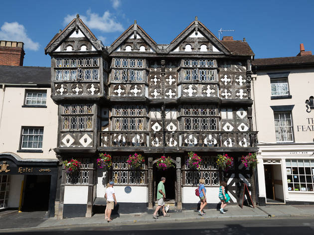 Feathers Hotel, Ludlow