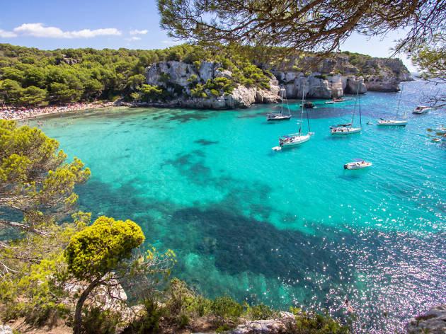 Playa de Macarella, Menorca