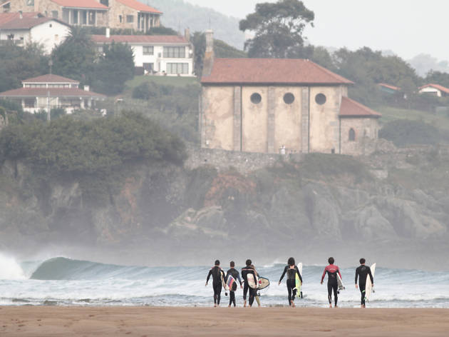 Playa de Mundaka, Euskadi