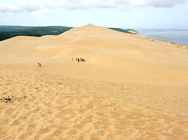 Dune du Pilat on the Atlantic Coast