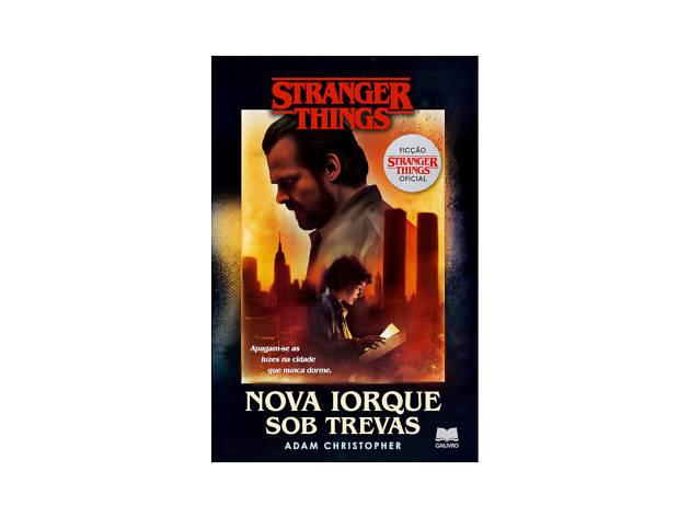 Livro Stranger Things