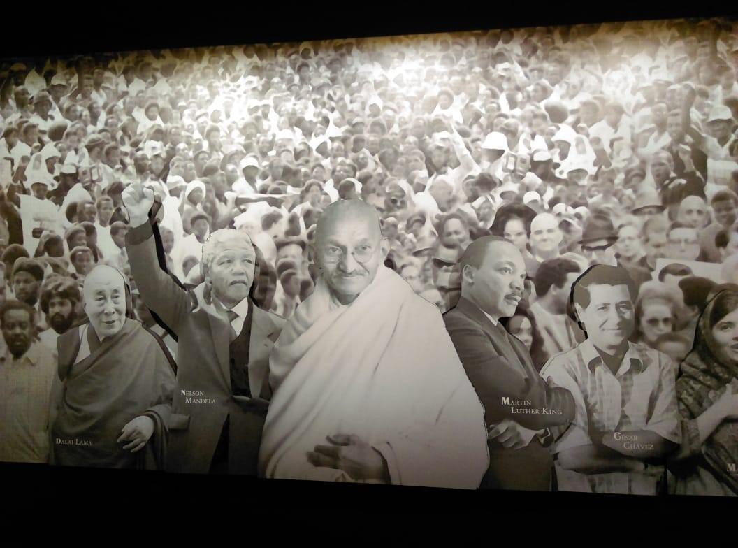 Gandhi. El Camino de la no violencia